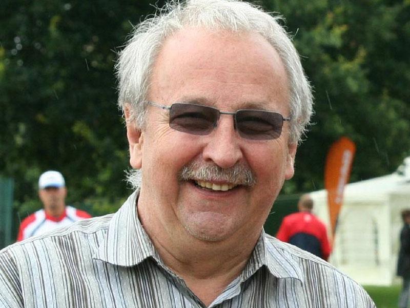 Horst Giesen ist Turnierdirektor bei den Krefeld Open.